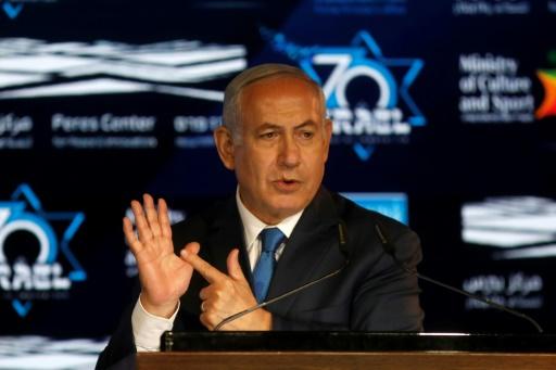 Israeli PM Netanyahu warns of Plot to Topple him, as Rivals charge Paranoia