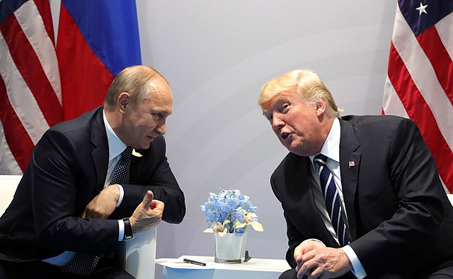 With Toady Kavanaugh's Appointment, Trump is Turning the US into Putin's Russia