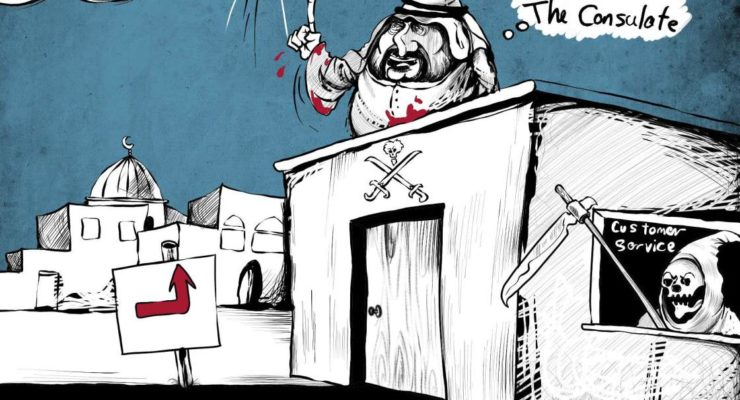 SecDef Mattis Slams Saudie Arabia: 'Khashoggi killing undermines regional stability'