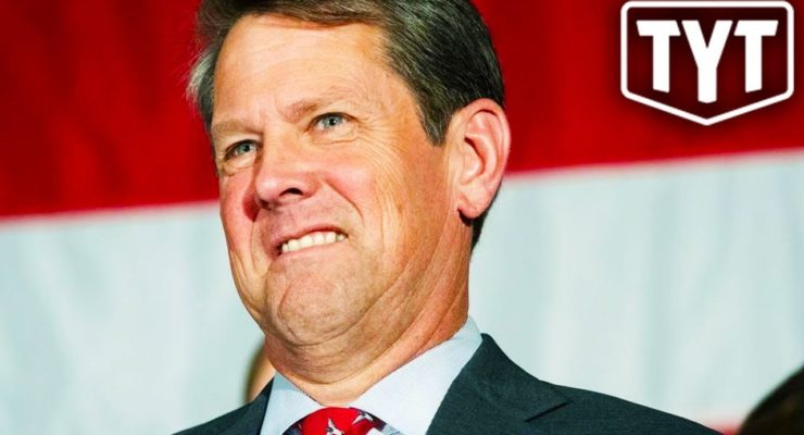 GOP Candidate Kemp Purges 107,000 Voters from Georgia Rolls on Eve of Midterms