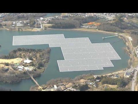 Tokyo's Net Carbon Zero Olympics, as Japan surges toward 65 GW Solar