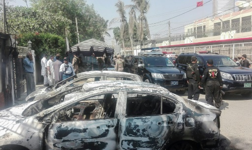 "Pakistan: Baluch Separatists Storm ""Oppressive' Chinese Consulate in Karachi, kill 2 Policemen"