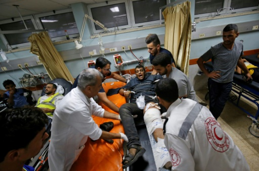 1,000 Palestinians in Gaza Shot by Israeli Snipers at Risk of Fatal Infection