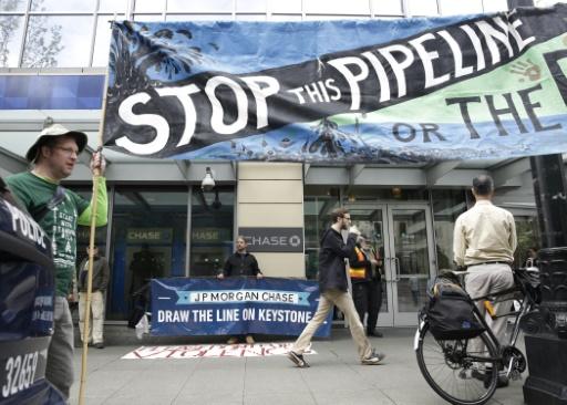 In Setback for Trump's Imperial presidency, Judge halts Keystone XL Oil Pipeline