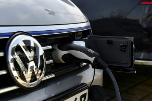 Volkswagen to Spend $50 bn on Electric Car Push
