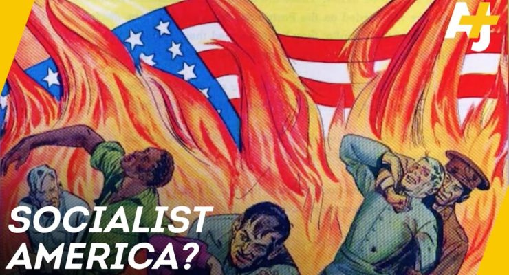 Can Social Democracy Work In America?  The Rise of DSA (Video)