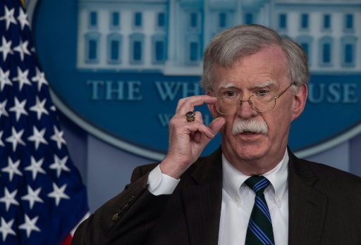 NSC Advisor Bolton won't listen to Tape of Khashoggi Murder b/c Doesn't Know Arabic