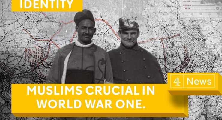 Muslim Troops Helped Entente Win WW I, Shaped European Security