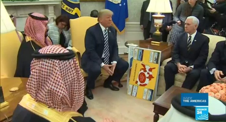 On Saudis and Khashoggi, Trump Gave away US Leverage, Emboldened Bad Behavior