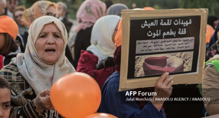 Middle East Women Won Changes, Rights in '18 Despite Backlash