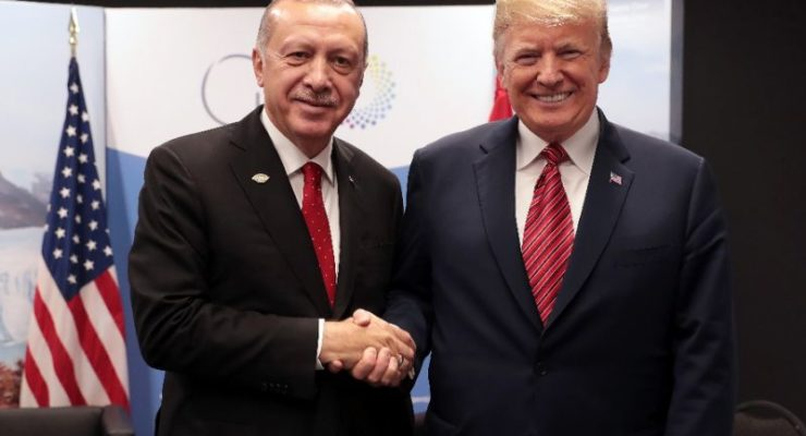 Erdogan warns Trump: Drive YPG Kurds from Manbij or Turkey will Invade