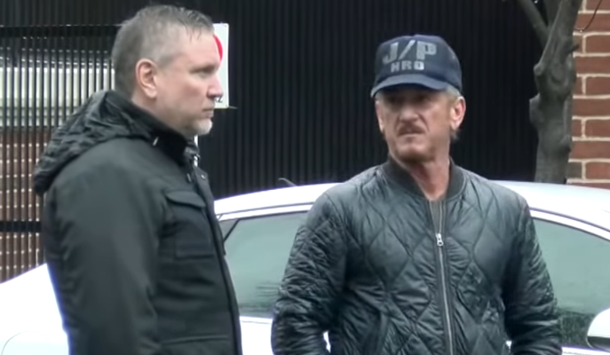 "Sean Penn Smeared in Arabic Press as ""Muslim Brotherhood"" for Khashoggi Documentary"