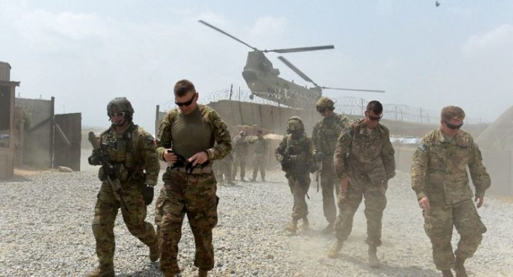 With US Troop Pull-Out, Afghans Fear Return to Taliban Era