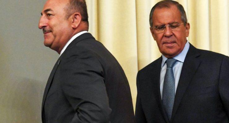 Filling Vacuum Left by Trump, Russia & Turkey Coordinate on Syria