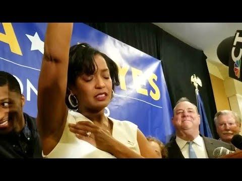 Massive Blue Wave Answered GOP Bigotry, but also Challenges Dem Establishment