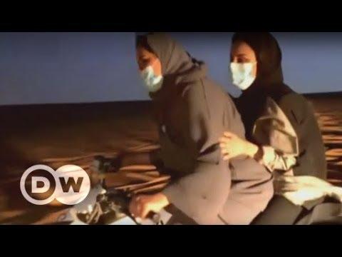 Saudi Women Trample Face Veils in Social Media Protest