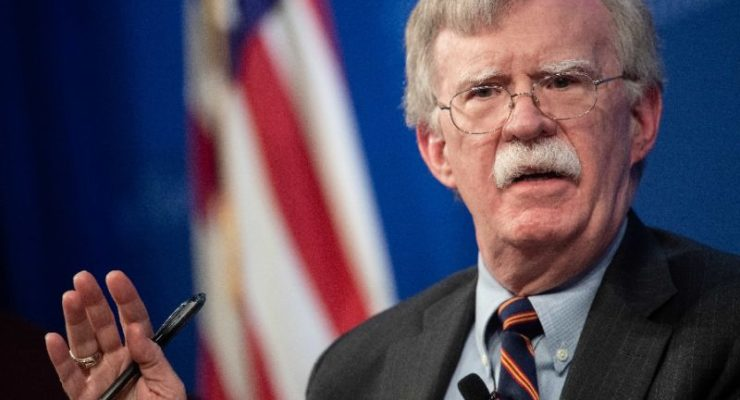 Turkey's Erdogan snubs Bolton for support of Kurdish YPG: 'He made a grave Mistake'