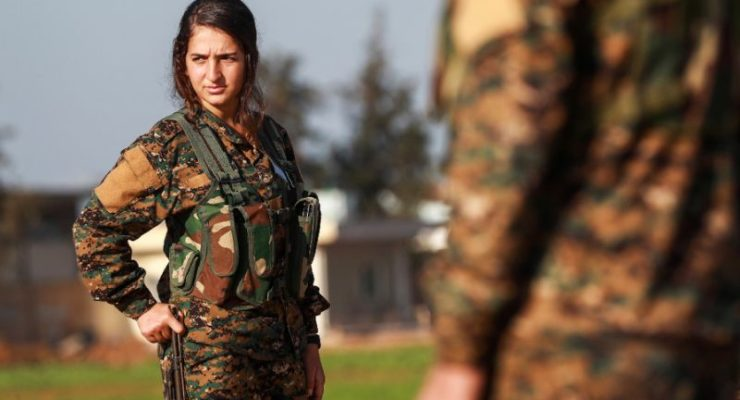 "Not with a Bang but a Whimper: Last Village of ISIL ""Caliphate"" falls to Syrian Kurds"