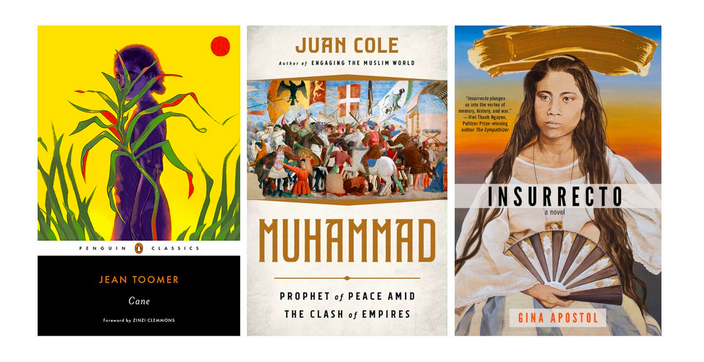 Cole's 'Muhammad: Prophet of Peace' an NYT Editor's Choice Book
