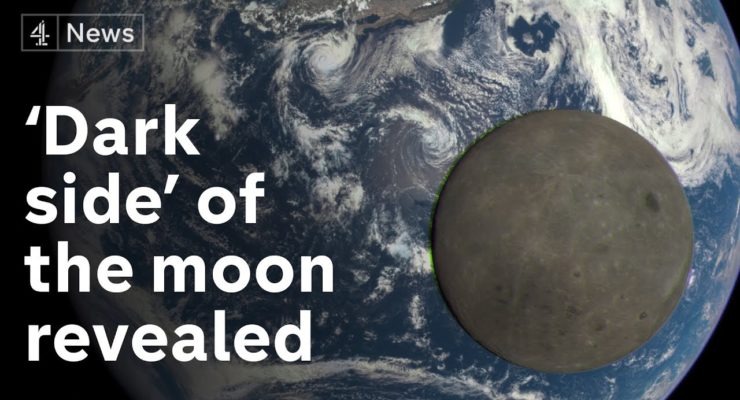 A New Space Race? China First to Land on Far Side of Moon