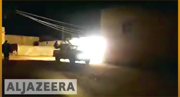 Al-Qaeda-Linked Guerrillas make Gains in Northwest Syria