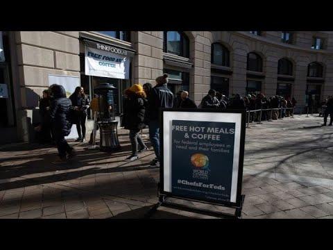 "Billionaire Wilbur Ross on Unpaid Fed Workers:  ""Let them Eat Debt!"""