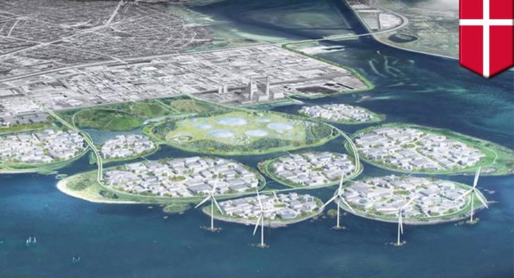 Copenhagen to be 1st Carbon Neutral City by 2025 and other Wind Energy Good News Stories