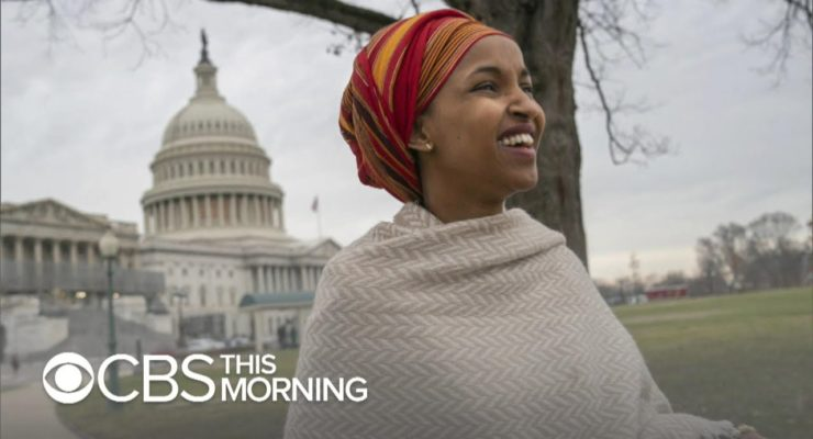 New Rep. Ilhan Omar vows to make the US live up to Religious Freedom