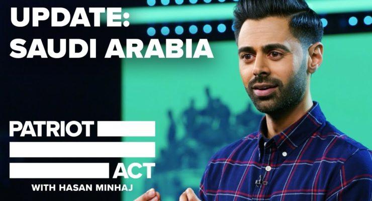 Saudi Arabia muscles Netflix over Minhaj Criticism of Khashoggi Murder