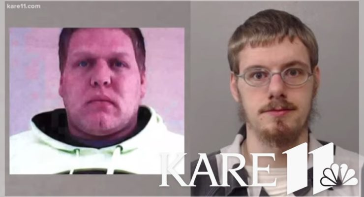 White Terrorists who Pled Guilty to Bombing Minnesota Mosque Wanted to Build Trump's Wall