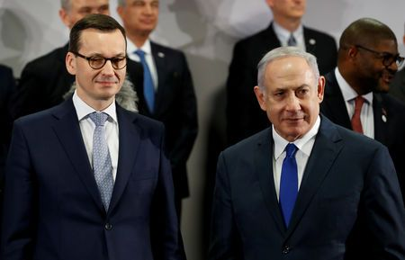 Outreach of Israel's Netanyahu to Polish Right Roiled by Holocaust Assertion
