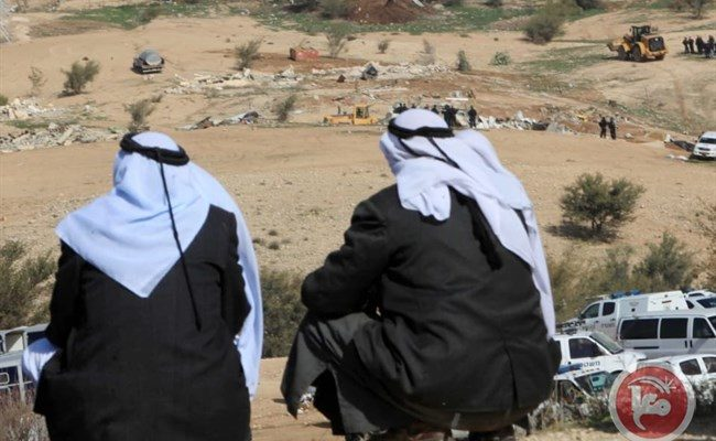 Israeli Voter Suppression: Bedouin Villages have no Polling Stations