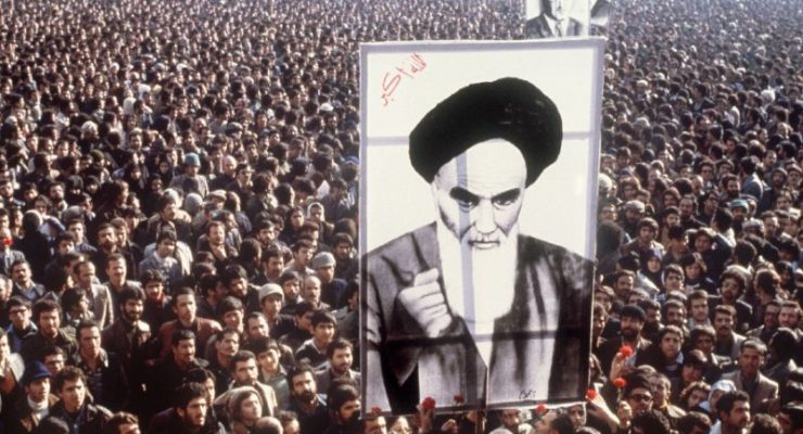 How Iran's Islamic Revolution is still Shaping the Middle East