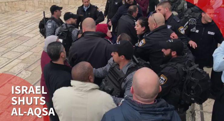 Israeli Assaults on Aqsa Mosque Worshipers Threaten Jerusalem Status Quo: Ashrawi