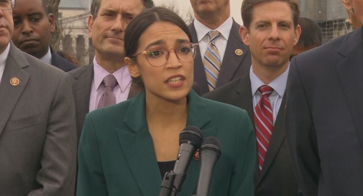 """Sun is Setting on Dirty Energy:"" Green New Deal Resolution's New Era of Climate Action"