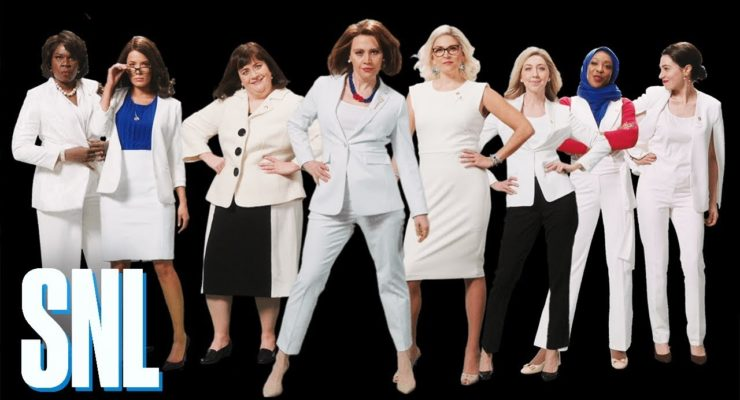 """Women of Congress"" (SNL Video)"