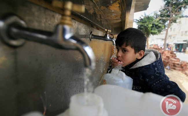 Israel Deprives Palestinians of Access to Clean Water to Favor Israeli Squatters: UN