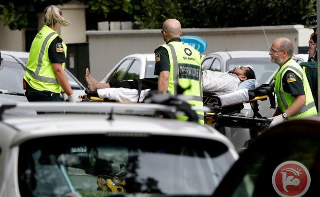 6 Palestinians Displaced by Israeli Policy to New Zealand Murdered by White Nationalist