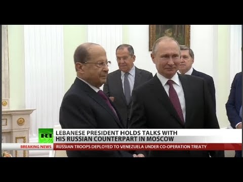 Arab World Warms to Russia after Trump gives Syria's Golan to Israel
