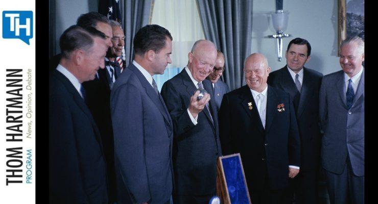 Bring Back Eisenhower Socialism
