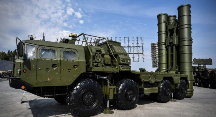 Despite Pentagon Threats, Turkey's Erdogan Set on Russian S-400 Anti-Aircraft Batteries