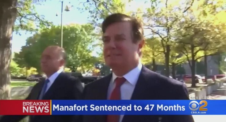 "Millionaire ""Justice"": 5 Petty Shoplifting Charges sentenced more harshly than Manafort's Hiding Millions"
