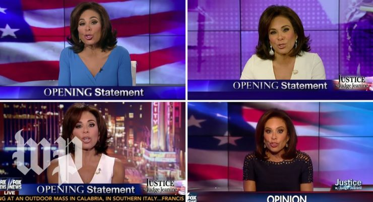 Rupert Murdoch's Fox postpones Pirro, as his Sky Channel is Pulled from NZ Airwaves for airing Shooter's Video