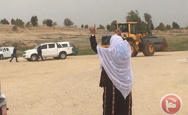 Israel demolishes al-Araqib Bedouin village for 142nd time