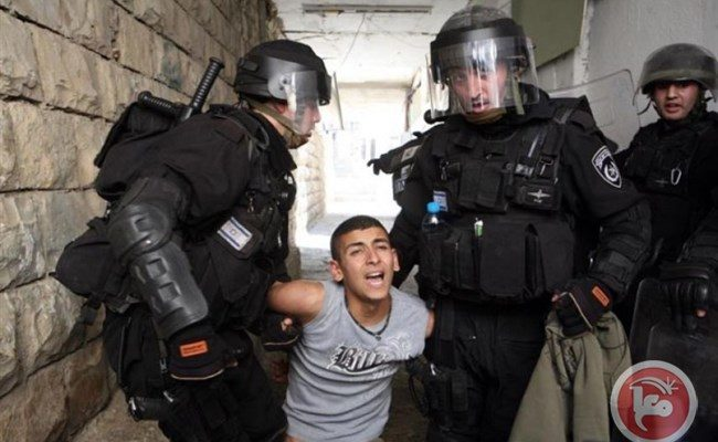 PPS: Israeli Forces detained over 6,000 Palestinian children since 2015