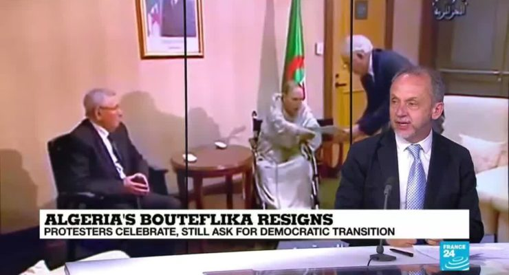 Arab Spring Pt. 2?  Massive Crowds forced out Bouteflika, but What Next for Algeria?