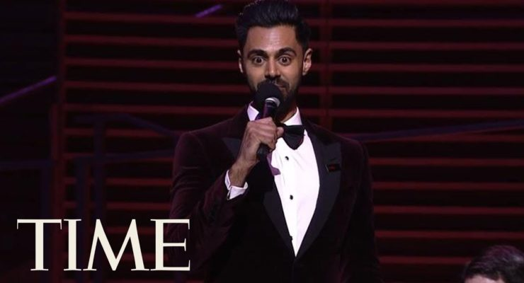 Comedian Hasan Minhaj Calls out Jared Kushner at Gala,  Demands Release of Saudi Woman Dissident