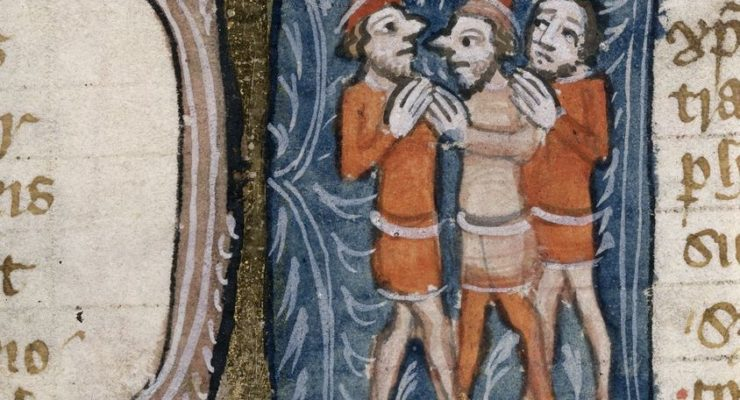 Why Good Friday was Dangerous for Jews in the Middle Ages and how that Changed