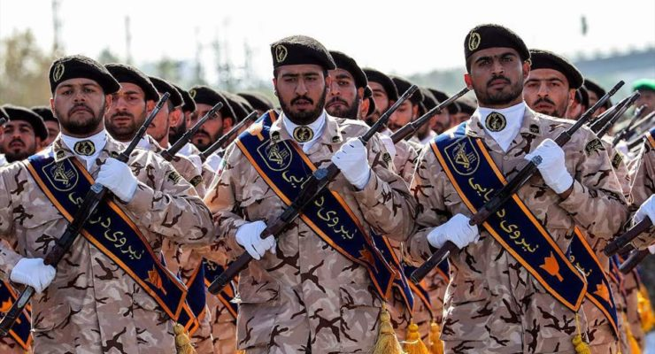 Why Designating the Iranian Rev. Guards Terrorists would paint a big Red Target On US Troops in Iraq