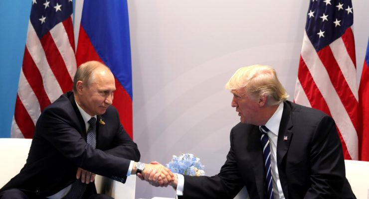 Trump's Backward Foreign Policy: Seeing China as a threat but ignoring Russian Interference